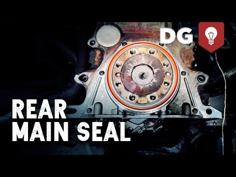 Download Rear Main Engine Seal Replacement Video 3GP Mp4 FLV HD Mp3