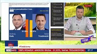 MÓJ SUBSKRYBOWANY KANAŁ – Andrzej Duda wygrał dzięki głosom opozycji? TVP