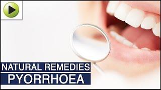 Pyorrhea (Pyorrhoea) - Natural Ayurvedic Home Remedies