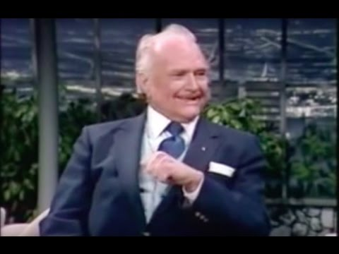 Red Skelton Carson Tonight Show 1983