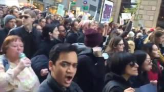 Grand Canyon (live) - 2016 Election Protest NYC - Ani DiFranco