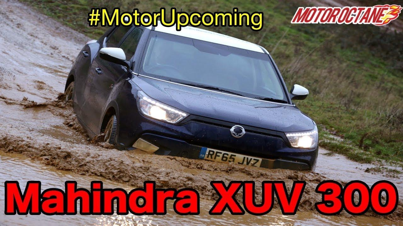 Motoroctane Youtube Video - Mahindra XUV300 in Hindi - Brezza competition | #MotorUpcoming