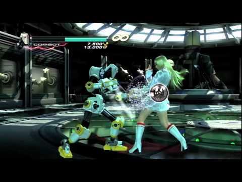 Tekken Tag Tournament 2 v traileru ukazující tutoriál