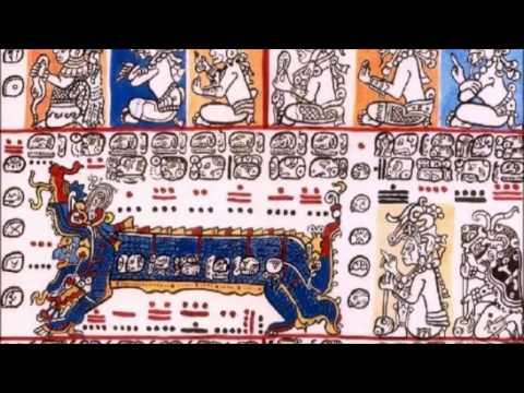Дрезденский кодекс. Загадки цивилизации Майя