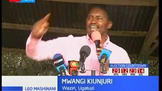 Viongozi katika kaunti ya Samburu na Laikipia waombwa kutafuta suluhu ya mizozo ya mara kwa mara