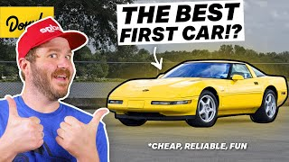 11 BEST FIRST CARS (for People Who Like Cars)