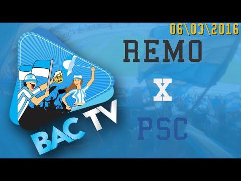 """BACTV #5 - rePA [06.03.16] - DO CHACO"" Barra: Alma Celeste • Club: Paysandu"