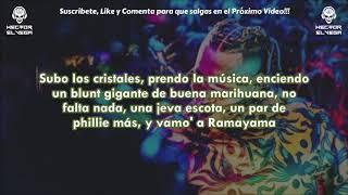 Ramayama (LETRA OFICIAL) - Don Omar x Farruko