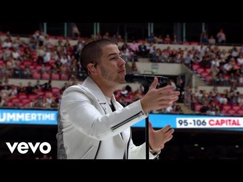 Nick Jonas - Jealous (Live At Capitals Summertime Ball 2016)