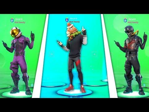 this glitch allows you to Merge Skins... (fortnite glitches)