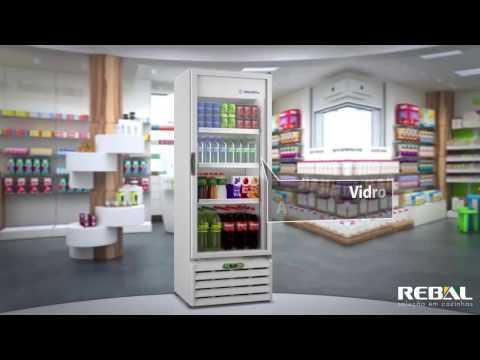 Refrigerador Comercial Metalfrio VB40