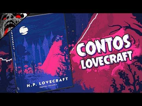Livro CONTOS H.P. LOVECRAFT VOLUME 1 | Martin Claret, Resenha, Terror