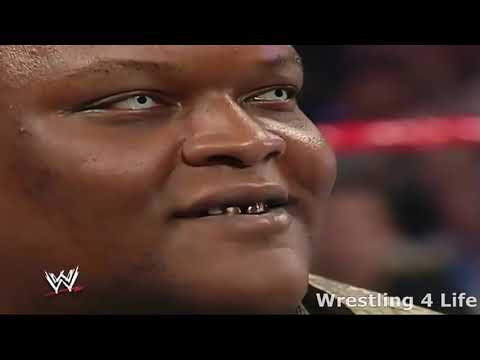Viscera vs Umaga Destroy Each Other On Raw