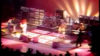 Cheap Trick & Bon Jovi - Ain't That a Shame / Not Fade Away - 1988 Live