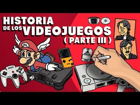Historie videoher III (1994–1998)
