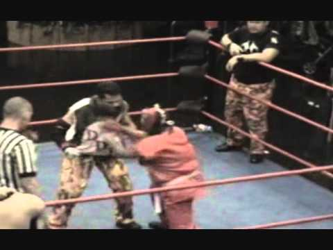 Wait 'Til You See This Hawaiian Wrestler's Shoryuken