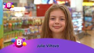 1. Julie Viltová - dejte jí svůj hlas