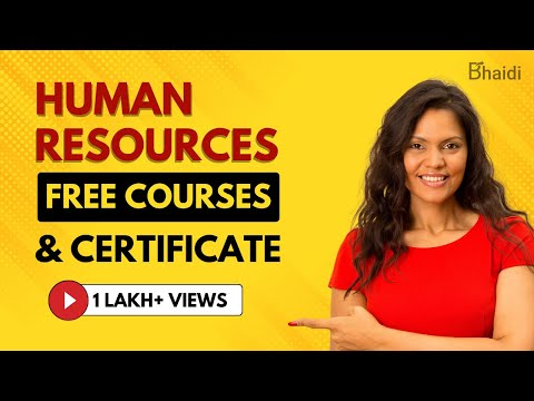 Free Human Resources (HR) online courses with certificates ...