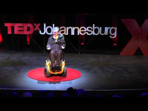 With a simple stick, I changed the world | Martin Brown | TEDxJohannesburg