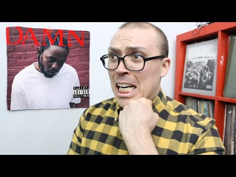 Kendrick Lamar – DAMN. ALBUM REVIEW