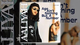Aaliyah - Back & Forth [Audio HQ] HD