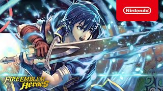 Fire Emblem Heroes - New Heroes (Heroes, Light And Shadow)