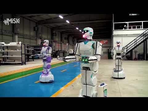 تركيا تدهش العالم بالروبوتات الذكية
