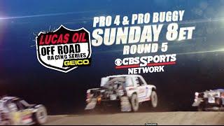 Pro 4/Pro Buggy Round 5 Promo
