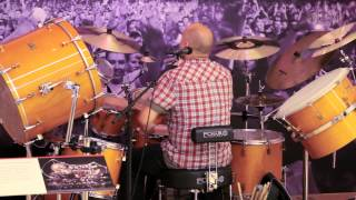 Tim Alexander drum solo