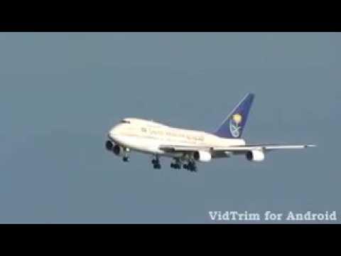 Saudi arabiya airlines return home song