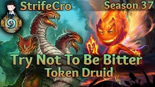 Hearthstone Token Druid: Try Not to Be Bitter