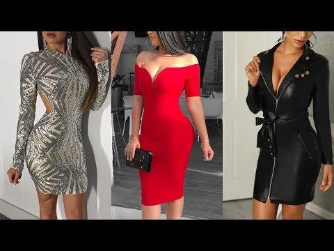 bbe95740f2f8 Mejor Vestidos Noche Sexy – Revista Visor