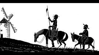 Дон Кихот, Психоанализ Дон Кихота, Английский Текст С переводом, Урок Английского