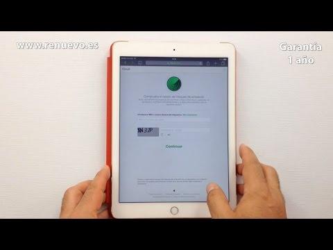 Cómo saber si un iPad está bloqueado