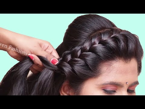 Best Hairstyles for long hair | Easy Party hairstyle 2019 for girls | Hair Style Girl | hairstyles
