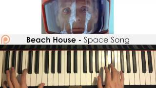 Beach House - Space Song (Piano Cover) | Patreon Dedication #118