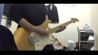 9mmParabellumBullet-サクリファイスギター弾いてみたベルセルクOP