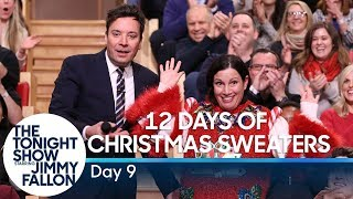 12 Days Of Christmas Sweaters 2019: Day 9