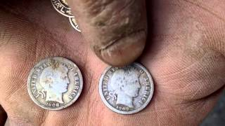 preview picture of video '2013-05-12 Metal Detecting Pittsburgh'