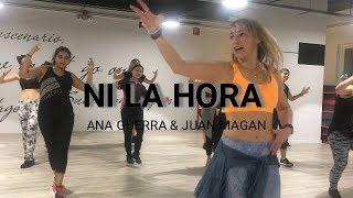 Ni La Hora - Ana Guerra, Juan Magan - Zumba