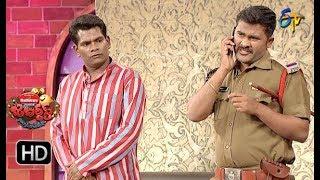 Chammak Chandra Performance |  Jabardasth | 8th November 2018 | ETV Telugu