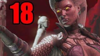 Mortal Kombat X Story Mode Pt.18 -  KITANA IS BAD!