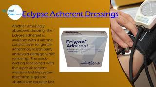 Eclypse Super Absorbent Dressings