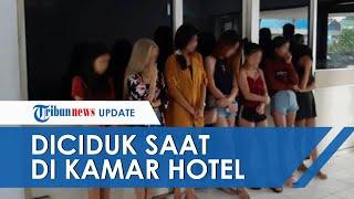 7 Remaja Wanita Diciduk Polisi di Kamar Hotel Bareng Belasan Pria, Pesta Miras hingga Protitusi