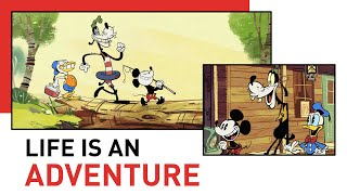 Adventure WIth Mickey and Friends   Style of Friendship   Disney Shorts