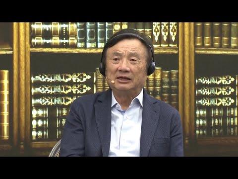 'Society did not develop on rules of jungle': Huawei CEO Ren Zhengfei
