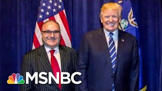 Child Porn Charges For Donald Trump-Tied Mueller Witness Raise Questions | Rachel Maddow | MSNBC