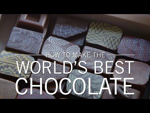 Original Fare – How to Make the World's Best Chocolate   Original Fare   PBS Food