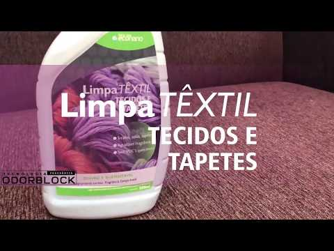 LIMPA TEXTIL - ECONANO