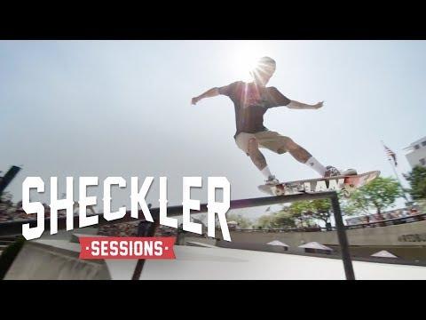 Sheckler Sessions - Detroit Skate City - S4E6